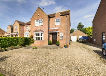 Thumbnail Detached house for sale in South Townside Road, North Frodingham, Driffield