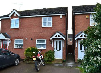 Thumbnail 2 bed end terrace house for sale in Mill Close, Wolston, Coventry