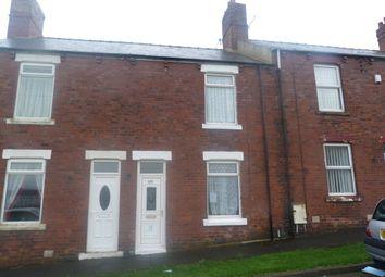 Thumbnail 2 bed property to rent in Baldwin Street, Easington Colliery, Peterlee