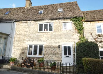 Thumbnail 3 bed terraced house for sale in Selsley Road, North Woodchester, Stroud, Gloucestershire