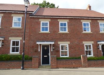 3 bed terraced house for sale in Burr Close, Kempston, Bedford MK42