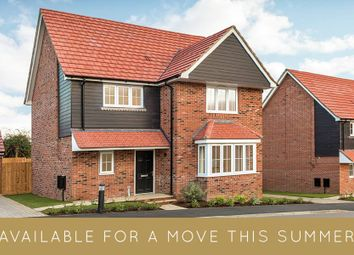"Thumbnail 4 bedroom detached house for sale in ""The Carlton"" at Bury Water Lane, Newport, Saffron Walden"