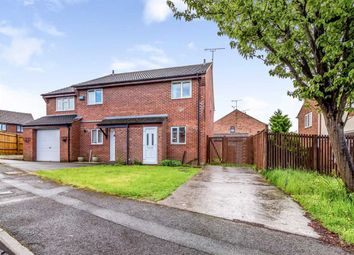 Thumbnail 2 bed semi-detached house for sale in Charolais Drive, Shaw, Swindon