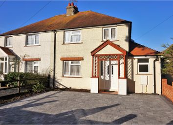 Thumbnail 3 bed semi-detached house for sale in Wendy Ridge, Rustington