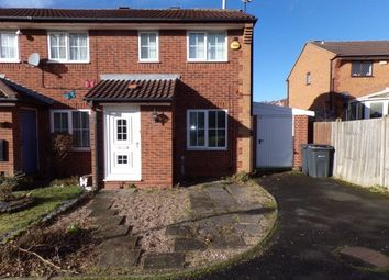 Thumbnail 2 bed semi-detached house to rent in Bagnall Close, Yardley, Birmingham