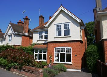 Thumbnail 4 bed detached house for sale in Parkstone Avenue, Poole