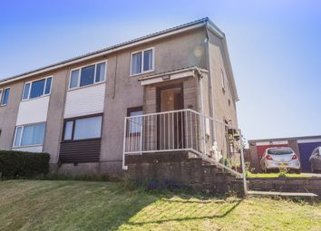 Thumbnail 2 bed flat for sale in Grampian View, Ferryden, Montrose