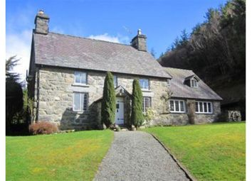 Thumbnail 5 bed detached house for sale in Llandderfel, Bala