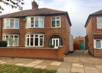 Thumbnail 3 bed semi-detached house to rent in St. Annes Drive, Leicester