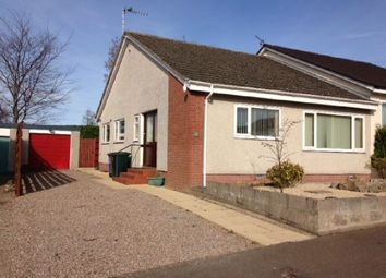 Thumbnail 3 bed semi-detached bungalow to rent in Milnefield Avenue, New Elgin, Elgin