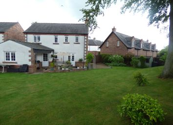 Thumbnail 3 bed detached house for sale in Holme Eden Gardens, Warwick Bridge, Carlisle