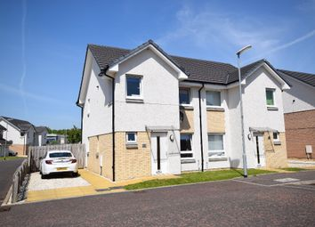 Thumbnail 3 bed semi-detached house for sale in Willowford Road, Glasgow
