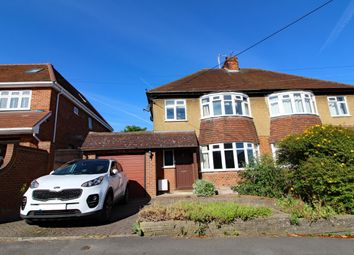 Thumbnail 3 bed semi-detached house for sale in Haydon Road, Didcot, Oxfordshire