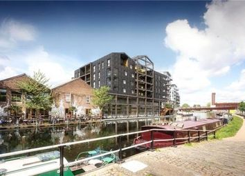 Thumbnail 2 bed flat for sale in Carpenters Wharf, Fish Island