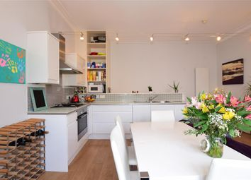 Thumbnail 3 bed flat for sale in Clarence Square, Brighton, East Sussex