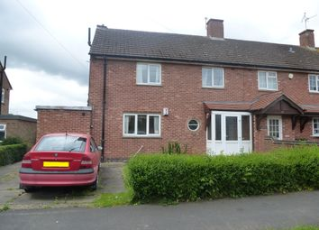 Thumbnail 3 bedroom semi-detached house for sale in Brookfield, Sharnford, Hinckley