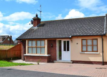 Thumbnail 2 bed semi-detached bungalow for sale in 53, Deans Grange, Craigavon
