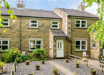 Thumbnail 3 bed terraced house for sale in The Avenue, Masham, Ripon, North Yorkshire