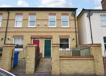 Thumbnail 3 bed end terrace house for sale in Hindmans Road, East Dulwich, London