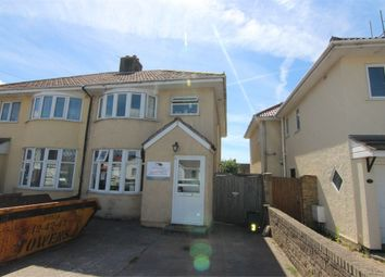 Thumbnail 3 bed semi-detached house for sale in Chesham Road South, Weston-Super-Mare