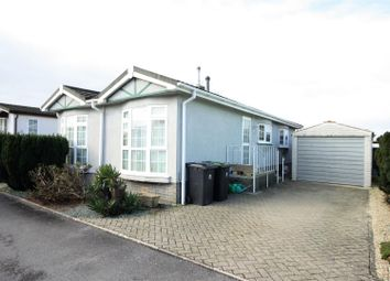 Thumbnail 2 bed mobile/park home for sale in Backing Onto Fields, Two Bathrooms, Crossways