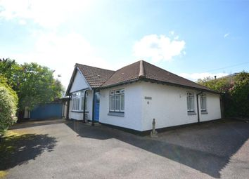 Thumbnail 5 bed detached bungalow for sale in Church Hill, Pinhoe, Exeter, Devon