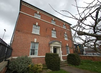 Thumbnail 2 bed flat to rent in Peel House, Lichfield Street, Burton Upon Trent, Staffordshire
