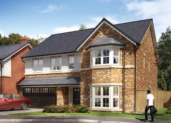 "5 bed detached house for sale in ""The Kirkham"" at Worsall Road, Kirklevington, Yarm TS15"