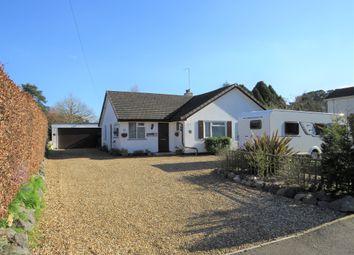 Thumbnail 3 bed detached bungalow for sale in Station Road, Alderholt, Fordingbridge