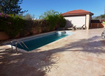 Thumbnail 4 bed detached house for sale in Trahoni, Trachoni Lemesou, Limassol, Cyprus