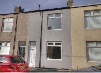 Thumbnail 2 bed terraced house for sale in Seymour Street, Consett