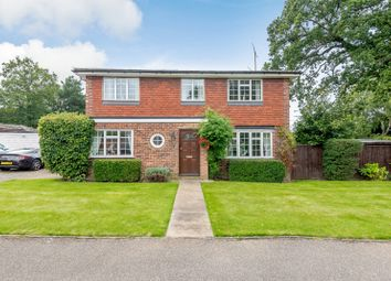 Loneacre, Chertsey Road, Windlesham, Surrey GU20. 4 bed detached house