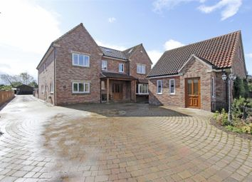 Thumbnail 8 bed detached house for sale in Chapel Street, Haconby, Bourne