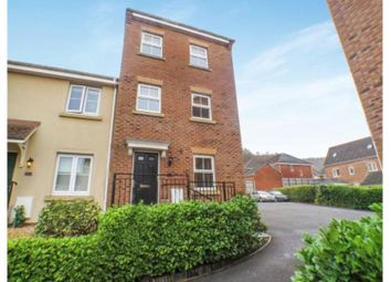 Thumbnail 5 bed town house for sale in Glas Y Gors, Aberdare