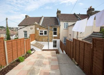 Thumbnail 2 bed terraced house to rent in Brisbane Road, Chatham, Kent