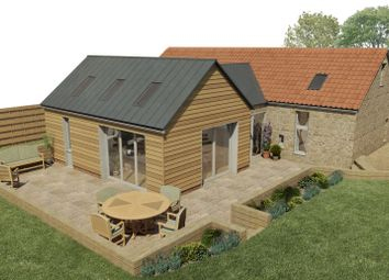 Thumbnail 3 bed barn conversion for sale in City Road, Stathern, Melton Mowbray
