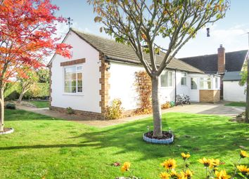 Thumbnail 2 bedroom detached bungalow for sale in Linford Avenue, Newport Pagnell