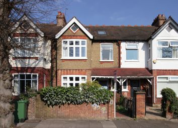 Thumbnail 4 bed terraced house for sale in Hereford Road, Ealing