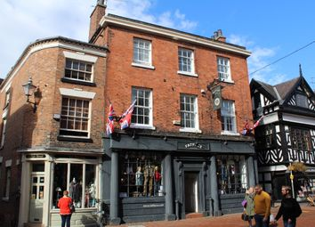 Thumbnail 2 bedroom flat to rent in 48 High Street, Nantwich, Cheshire