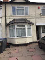Thumbnail 3 bed terraced house for sale in Tetley Road, Birmingham