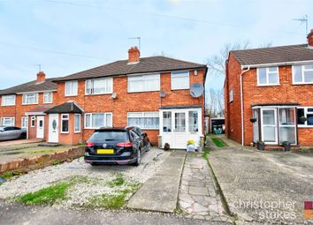 3 bed semi-detached house for sale in Warwick Drive, Cheshunt, Hertfordshire EN8