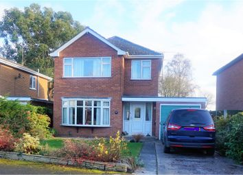 Thumbnail 3 bed detached house for sale in Helmsley Way, Spalding