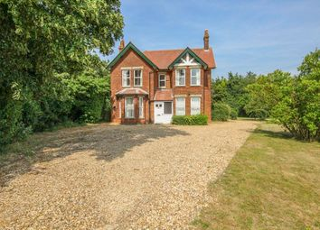 Thumbnail 5 bed detached house to rent in Heath Road, Swaffham Prior, Cambridge