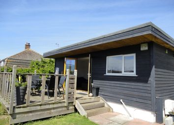 Thumbnail 2 bed property to rent in The Beach Hut, Budnic Road, Perranporth