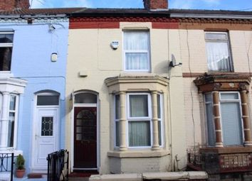 Thumbnail 2 bedroom property to rent in Bligh Street, Wavertree, Liverpool