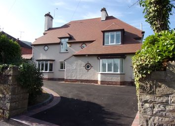 Thumbnail 4 bed detached house to rent in St. Elmos Drive, Prestatyn