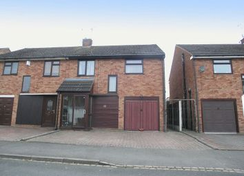Thumbnail 3 bed semi-detached house for sale in Dudley, Netherton, Newick Street