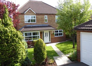 Thumbnail 4 bed detached house for sale in Staniland Close, Beeston, Nottingham