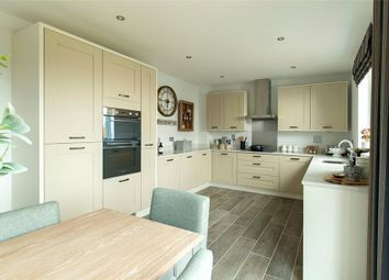 Thumbnail 4 bed detached house for sale in Orwell Drive, Arborfield Green, Reading