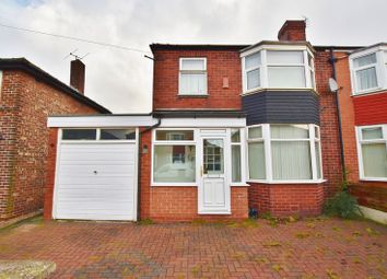 Thumbnail 3 bed semi-detached house for sale in Orvietto Avenue, Salford